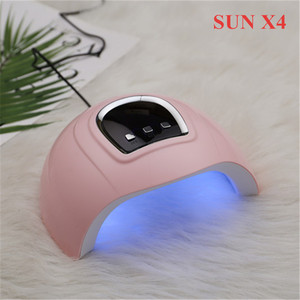 Image 4 - New 30W Nail Dryer UV LED Lamp for All Type Nail Gel Polish Curing USB Lamp for Manicure LCD Display Nail Art Tool