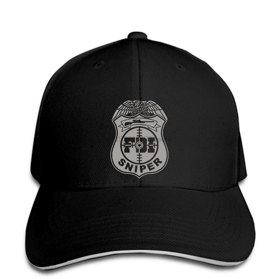 Baseball cap New FBI Sniper Team snapback Men Streetwear