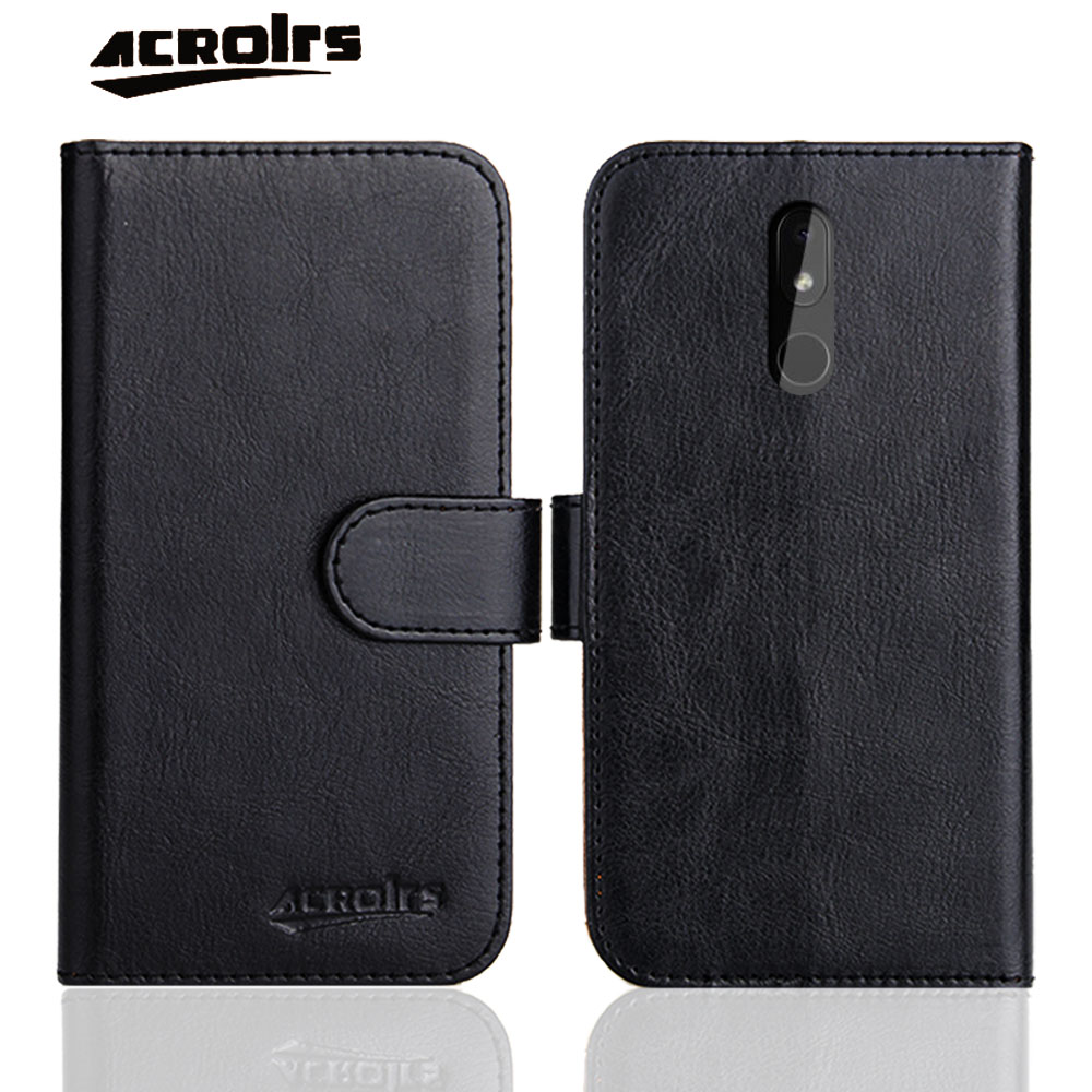 Fashion Leather Case For Nokia 1.3 5.3 2.2 2.3 3.2 4.2 6.2 7.2 2.4 3.4 5.4 Case Flip Soft Wallet Protective Phone Cover Fundas