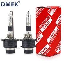 DMEX 1 пара OEM Обычная 35 Вт D2R ксеноновая HID лампа 4300K 4500K 5000K 5500K 6000K 8000K HID ксеноновая лампа для автомобильных фар