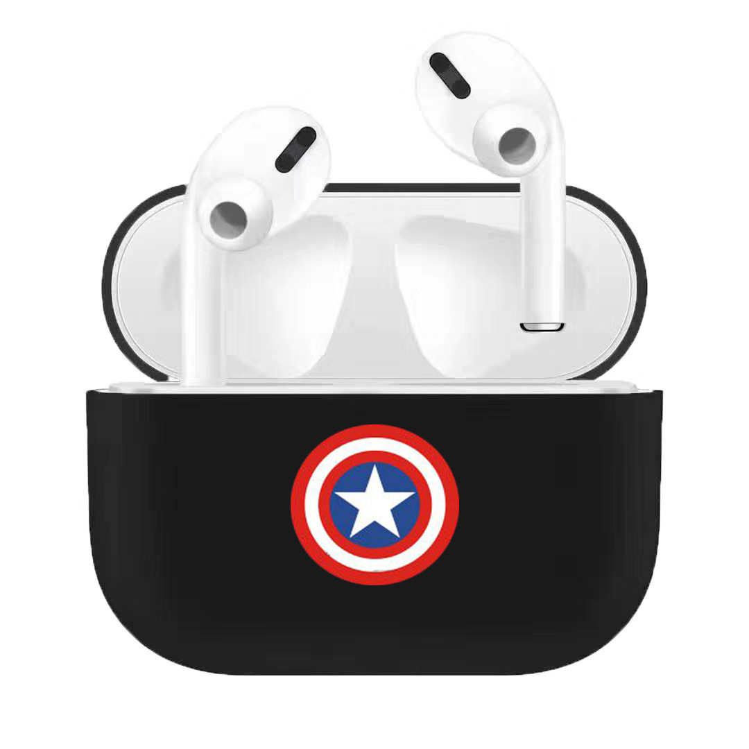 Super Hero Silicone Case for AirPods Pro 31
