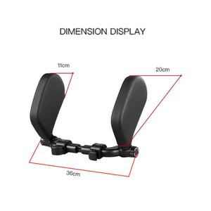 Car Seat Headrest Travel Rest Neck Pillow Support Solution For Kids And Adults Children Auto Seat Head Cushion Car Pillow