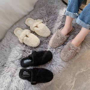 New Women Slippers Flat Shoes