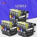 Совместимый чернильный картридж для принтера Brother 3213XL LC3213 костюм для Brother DCP-J572DW/DCP-J772DW/DCP-J774DW/MFC-J491DW/J497