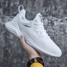 Men Running Shoes Outdoor Sneakers  High Quality Casual Breathable Shoes Mesh Soft Jogging Tennis Shoes night elf men running shoes high quality women sneakers breathable air mesh colors change tennis shoes hot sport shoes men 2016