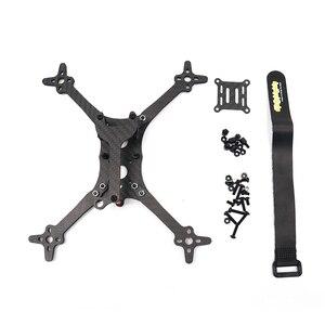 Image 5 - TCMM Floss 210 5 Inch Frame 210mm Wheelbase 4mm Arm Carbon Fiber for RC Drone FPV Racing Frame Kit