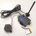 Бесплатная доставка Новинка GA01P мини умная GSM сигнализация s SMS сигнализация охранная система перезаряжаемая батарея для отключения питания...
