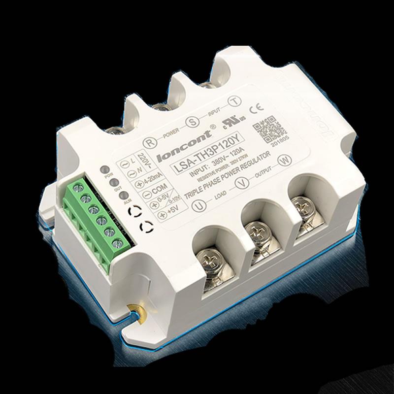 Dimmer 3 Phase 380VAC Stepdown Power Regulator