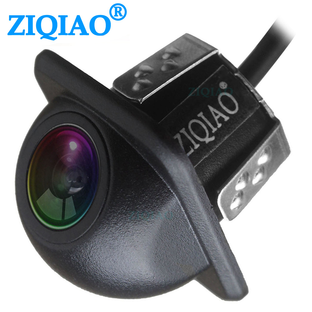 Car Rear View Camera Parking Camera HD Night Vision Waterproof Auxiliary Reversing Universal Car Camera ZIQIAO HS001
