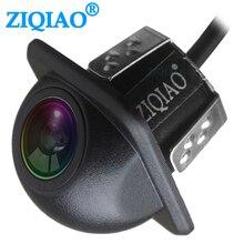 Evrensel araba dikiz park kamerası HD gece görüş su geçirmez yardımcı geri kamera ZIQIAO HS001