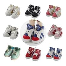 4*1,8 см игрушечные Туфельки для куклы для Blythes куклы Pullip, 1/6 BJD туфли для кукол обувь для EXO Корея KPOP 15 см плюшевые куклы аксессуары