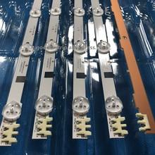 5 יחידות\חבילה לסם סונג UA32F4088AR UA32F4088AJ CY HF320AGEV2H 2013SVS32F 2013SVS32H 9 נוריות 650mm