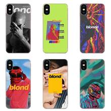 Frank Ocean For Huawei P7 P8 P9 P10 P20 P30 Lite Mini Plus Pro Y9 Prime P Smart Z 2018 2019 Soft TPU Cases Capa Cover(China)