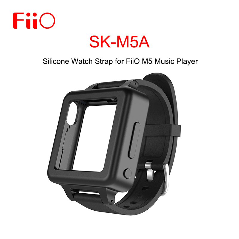 FiiO M5 Music MP3 Player Silicone Watch Strap Case SK M5A|MP3 Players & Amplifier Accessories| |  - title=