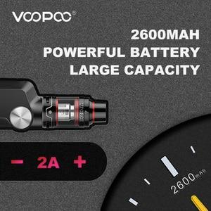 Image 4 - Voopoo Mojo Mod Kit 2600Mah Ingebouwde Batterij 3.5Ml Uforce Tank 88W Output Vapor Mod Vape kit Elektronische Sigaret Vaporizer Vape