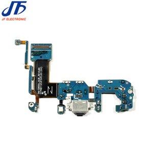 Image 3 - 50 stks/partij Voor Samsung Galaxy S8 plus G955F/G955U lader opladen connector usb dock port plug flex kabel Lint