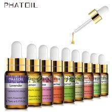 Эфирное масло с ароматом лаванды и ванили 5 мл