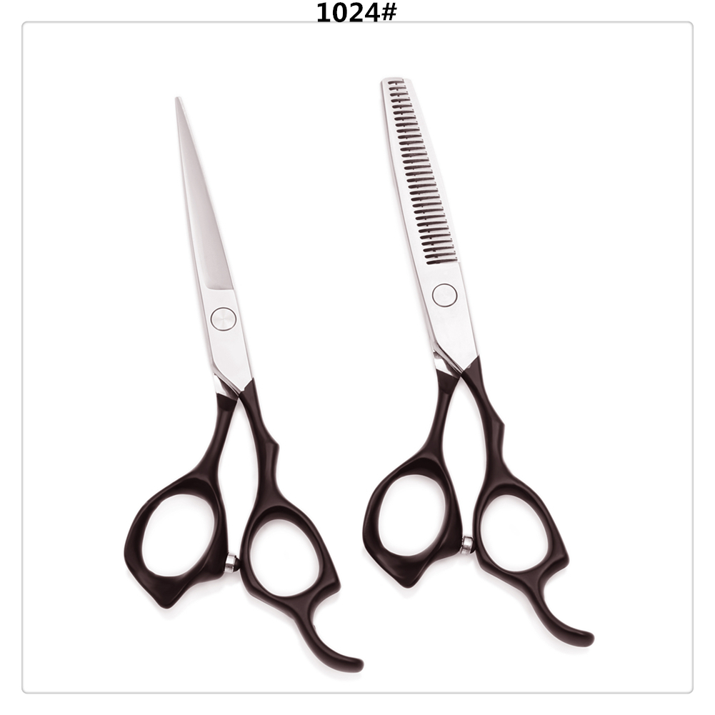 "6"" 440C AQIABI Hairdresser's Scissors"
