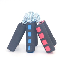 Spring Hand Grip Strength Finger Trainer Pow Exerciser Sponge Forearm Grip Strengthener Carpal Expander Hand Training все цены