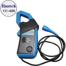 Hantek cc650 CC-650 até 20 khz 650a osciloscópio multímetro ac/dc braçadeira de corrente da fábrica diretamente frete grátis