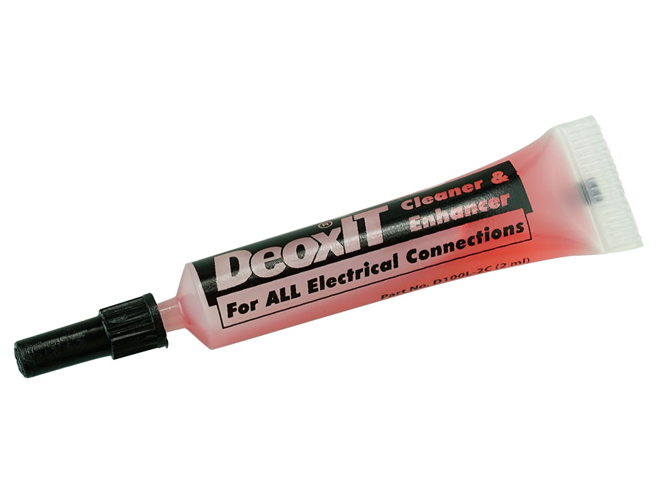 Deoxit Red 2ml For Thread And Contact Lubricantion SKU3748