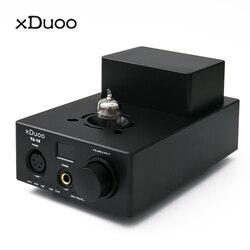 XDUOO TA-10 AK4490 XMOS wzmacniacz słuchawkowy USB DSD DAC 12AU7
