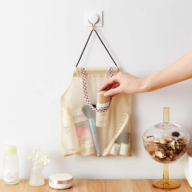 収納袋のキッチン Hangable 廃棄バッグコレクションバッグビニール袋ショッピングバッグ綿リネンバッグコレクション抽出バッグ
