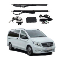 electric tailgate lift for Mercedes Benz vito auto tail gate intelligent power trunkcc tailgate lift car accessories