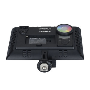 Image 5 - YONGNUO YN300Air II YN 300 Air Pro RGB LED Camera Video Light,Optional with Battery Charger kit Photography Light +AC adapter