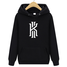 Kyrie Irving Hooded Hoodies Men/Women Clothes  Harajuku hoody Hip Hop 2019 fashion Sweatshirt Male Plus Size XXL