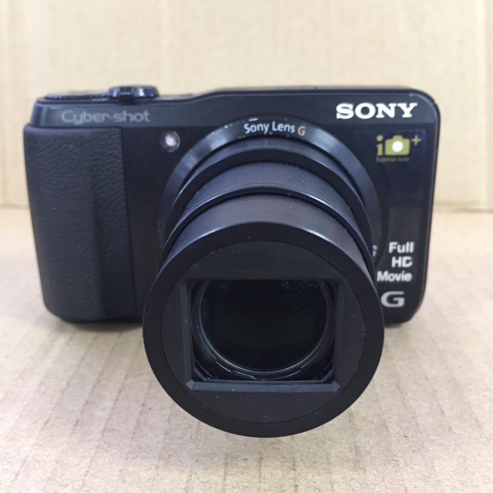 USED Sony Cyber-shot DSC-HX30V 18.2 MP Exmor R CMOS Digital Camera with 20x Optical Zoom and 3.0-inch LCD wifi gps - electronics, digital-cameras