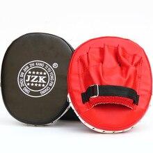 Боксерские мишени для детей и взрослых Санда боксерские мишени перчатки для пальцев муай тай Фокус Митенки тхэквондо тренировочная цель для ног