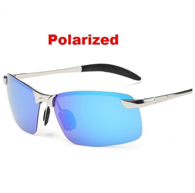 N40 2016 Nové sluneční brýle Muži Značka Polarizované Mužské sluneční brýle Brýle Gafas A de sol masculino