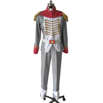 2020 מלא סטי פרסונה 5 גורו אקצ קוספליי תלבושות Akethi Gorou עורב קוספליי תלבושות תפור לפי מידה