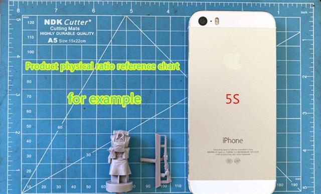 BUST Resin Figure Model Kit Unassambled  Unpainted //BUST566(about 8cm) 6