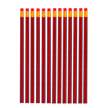 Office-Commonly Pencil Drawing Sketch HB School Erasable Used-Pen 10pcs/Set
