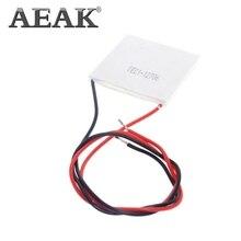 AEAK 10 adet TEC1 12706 12V 6A TEC termoelektrik soğutucu Peltier (TEC1 12706) kaliteli istiyorsanız, bizi tercih edin