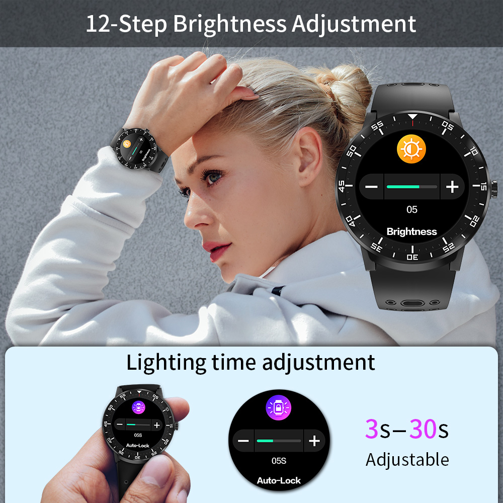 TagoBee Z05 women smart watch men smartwatch android IOS sport watches for men smartwatch GPS fitness watch IP67 Waterproof