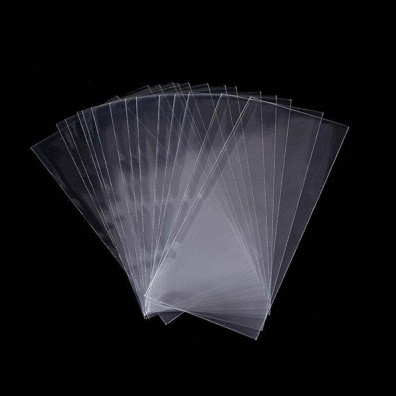 No. 4 Aerospace Banknote Paper Money Bag Money Protection Bag, Large Paper Money Bag 100 OPP Money Protection Bags