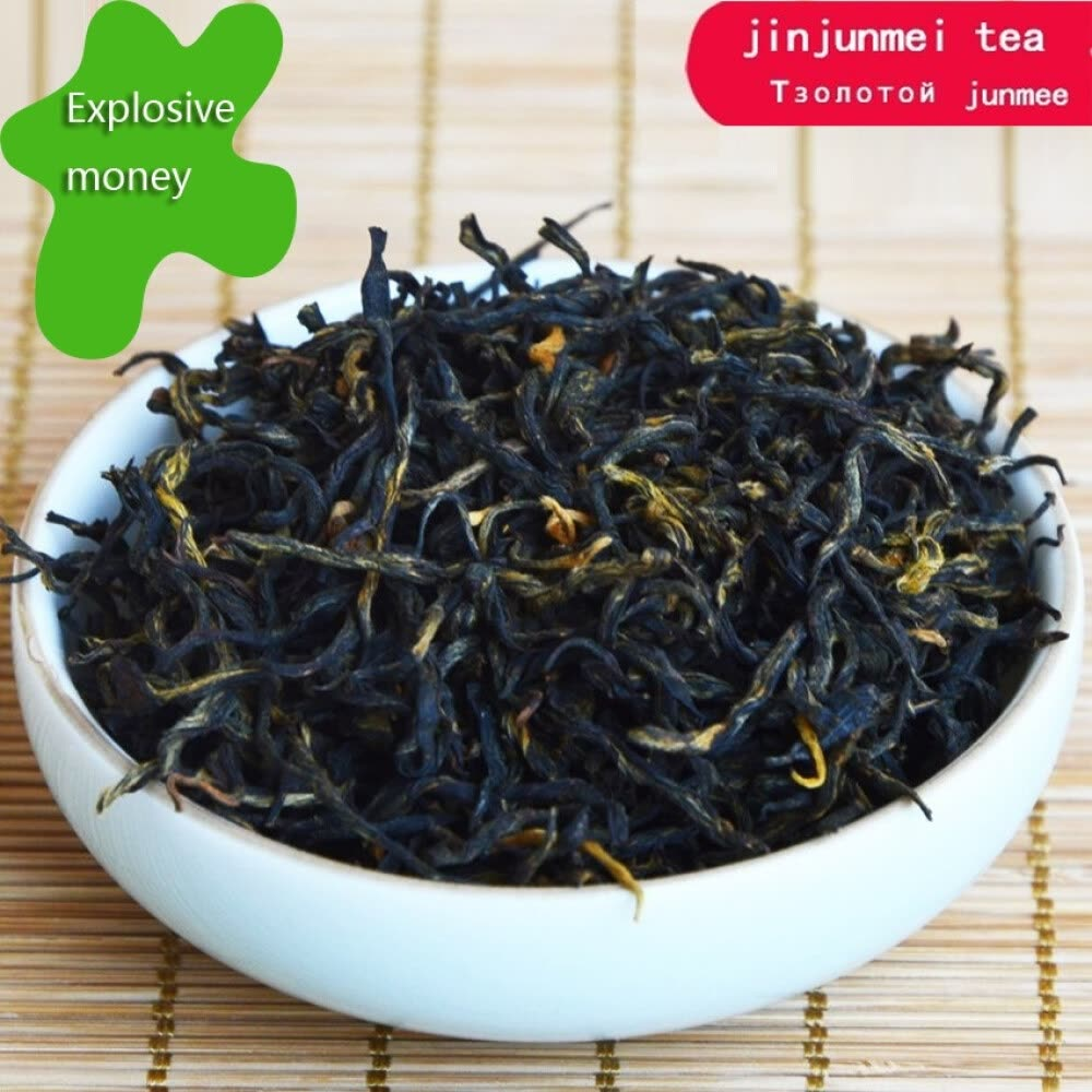 2020  Oolong Tea High Quality Jinjunmei Black Tea Chinese  Tea  High Quality  1725 The Tea Fresh For Losing Weight Heath Care