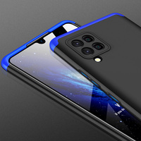 GKK-funda para Samsung Galaxy A42 M42 5G, protección completa, mate, Protector de lente de cámara