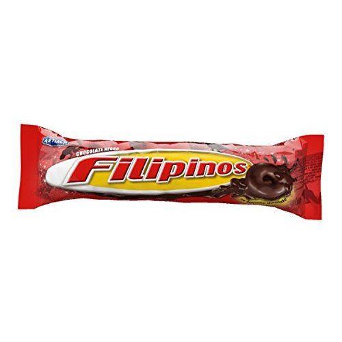 Cuetara Filipinos Biscuits Dark Chocolate 135 G