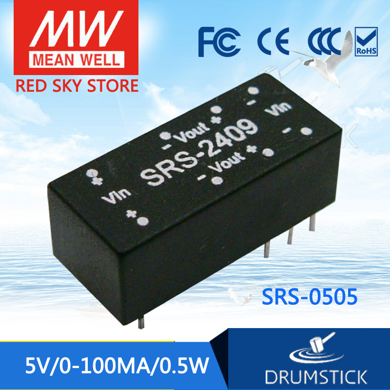 MEAN WELL SKE15A-12 12V 125~1250mA 15W DC-DC Regulated Single Output Converter DC//DC Converter