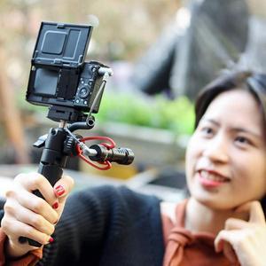 Image 5 - SAIREN VM Q1 3.5MM Shotgun וידאו מיקרופון שיא עבור DSLR מצלמה Gimbal Smartphone אוסמו כיס Youtube Vlog מיקרופון iPhone אנדרואיד