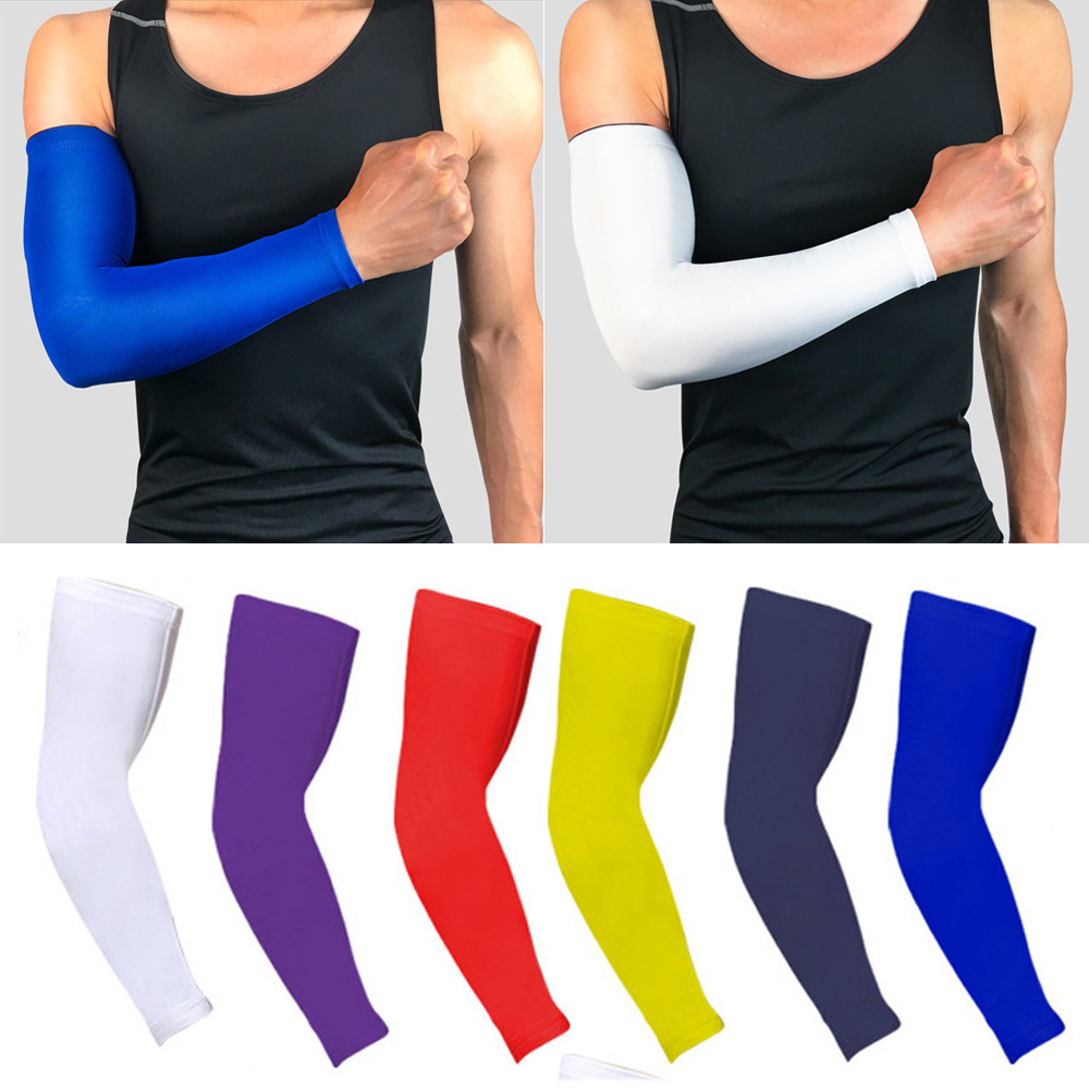 Arm Sleeve Supports Basketball Running Sports Protection Protective Gear Men
