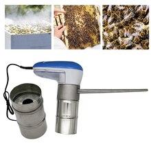 Apicultura elétrica amitraz varrojet vaporizador abelha varroa ácaro tratamento de controle para apicultor suprimentos equipamentos