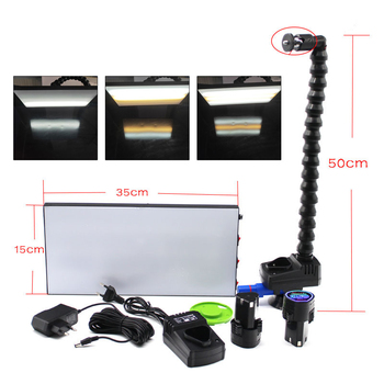 40% Offer -12V portable cordless car dent repair light