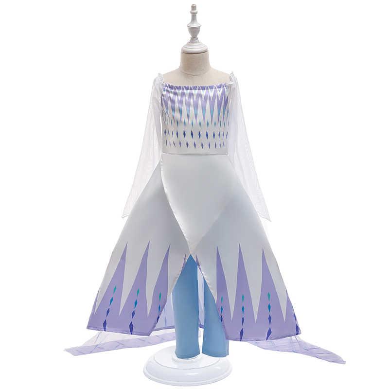 Kız yaz parti elbise çocuk kız noel cadılar bayramı kostümleri Vestido çocuk kız Cosplay elbise