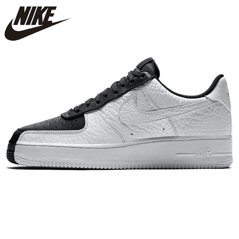 Nike  Air Force 1 AF1 Men's Skateboarding Shoes New Arrival Anti-Slippery Comfortable Outdoor Sports Sneakers #905345-004