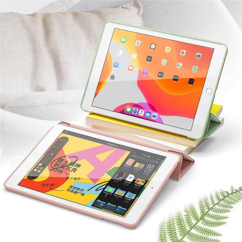 עבור iPad אוויר 2 אוויר 1 מקרה 2018 9.7 10.2 2019 Funda רך מקרה עבור iPad 6th 7th דור מקרה עבור iPad 2 3 4 מיני 1 2 3 4 5
